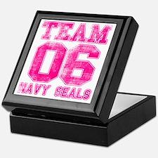 team6pink Keepsake Box