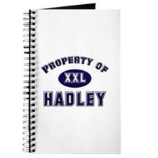 Property of hadley Journal