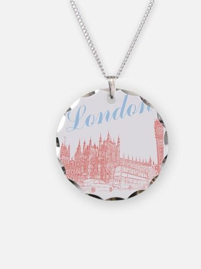 London_10x10_apparel_BigBen_ Necklace Circle Charm