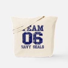 team6navy Tote Bag