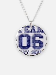 team6navy Necklace
