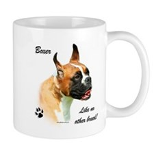 Boxer Breed Mug