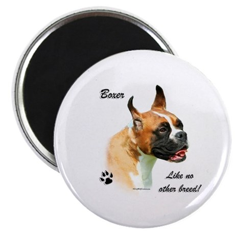 Boxer Breed Magnet