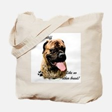 Bullmastiff Breed Tote Bag