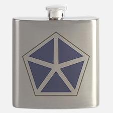 V Corps Flask