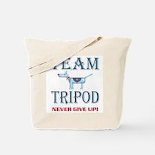 Tripod, Tote Bag