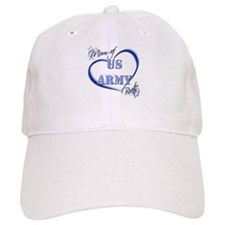 Mom of US Army Brats Baseball Cap