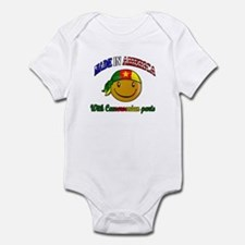 made in america/ Cameroon Infant Bodysuit