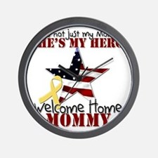 T1_Mommy Wall Clock