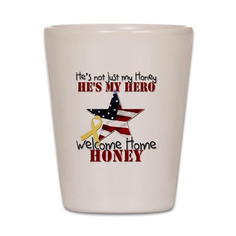 T1_Honey Shot Glass