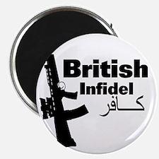britishinfidel Magnet