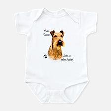 Irish Terrier Breed Infant Bodysuit