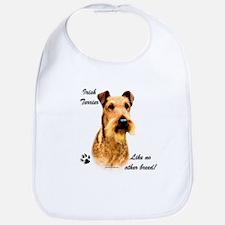 Irish Terrier Breed Bib