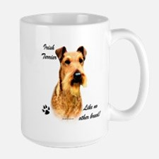 Irish Terrier Breed Large Mug