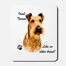 Irish Terrier Breed Mousepad