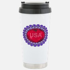 usa_ruby_bluediamonds_ellipse_t Travel Mug