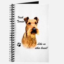 Irish Terrier Breed Journal