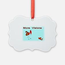 more visions_fun Ornament