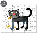 Naughty Pussy Cat Puzzle
