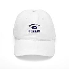 Property of gunnar Baseball Cap