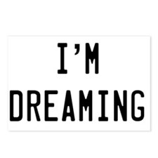 Im Dreaming Postcards (Package of 8)