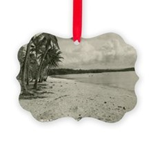 Tumon Beach Ornament