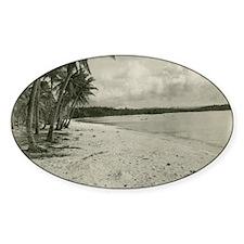 Tumon Beach Decal