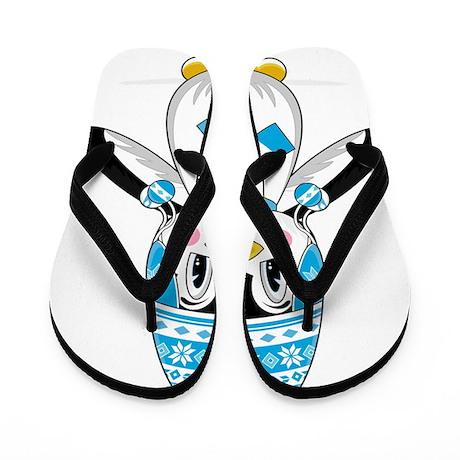 Penguin Pad3 Flip Flops