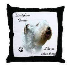 Sealy Breed Throw Pillow