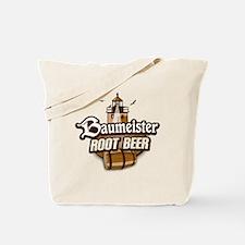 Root Beer logo Tote Bag