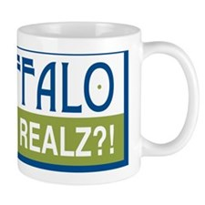 Buffalo: For Realz?! Mug