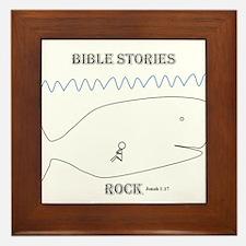 Jonah Framed Tile