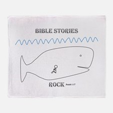 Jonah Throw Blanket