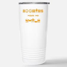 boobies Travel Mug