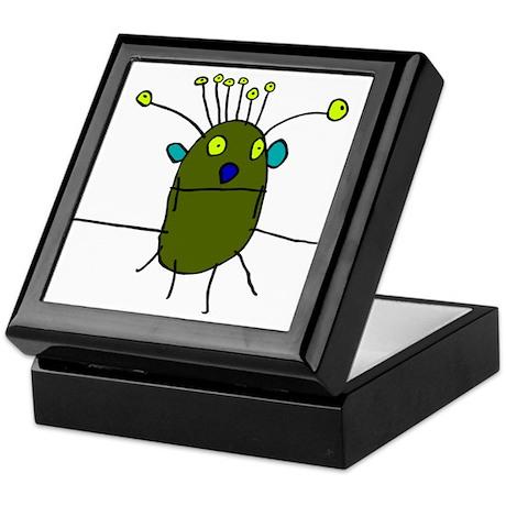 Frankenstile Alien Keepsake Box