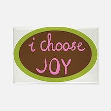 I Choose Joy - Women Rectangle Magnet