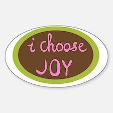 I Choose Joy - Women Decal