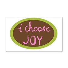 I Choose Joy - Women Rectangle Car Magnet