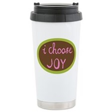 I Choose Joy - Women Travel Mug