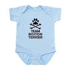 Team Boston Terrier Body Suit