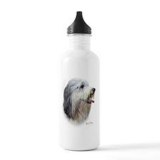 Bearded Collie 2 Water Bottle