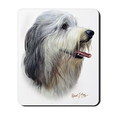 Bearded Collie 2 Mousepad