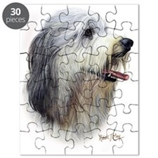 Bearded Collie 2 Puzzle