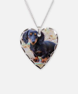 Puppy Love Doxie Necklace