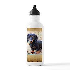 Puppy Love Doxie Water Bottle