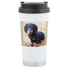 Puppy Love Doxie Travel Mug