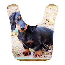 Puppy Love Doxie Bib
