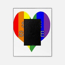 safe space middle Picture Frame