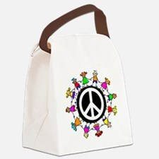 kidspeace Canvas Lunch Bag
