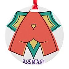 assman-T Ornament